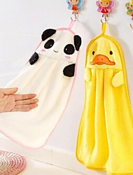 Bathroom Gadgets,Cartoon Shape Multifunction Towel (Random Color)