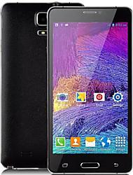 "Jiake V11 5.5"" Android 4.2 3G Smartphone(Dual SIM,WiFi,GPS,Dual Camera,RAM 512MB,ROM 4GB MTK6572 Dual Core)"
