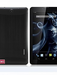 7 pulgadas Android 4.2 Tableta (Dual Core 1024*600 512MB + 4GB)