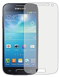 df 3pcs hd klare Schutzfolie für Samsung S4 mini