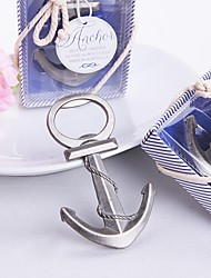 Chrome Bottle Favor Bottle Openers Non-personalised