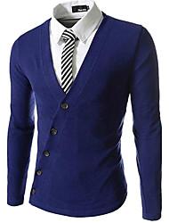 Men's Fashion Leisure New  Knitting  Sweater
