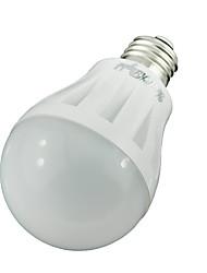 7W E26/E27 LED Kugelbirnen 12 SMD 5630 550 lm Warmes Weiß Dekorativ AC 220-240 V
