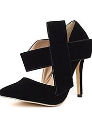 sapatos femininos apontou toe stiletto calcanhar bombas vestido sapatos mais cores disponíveis