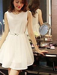 Mica Women's Elegant Sleeveless Dress