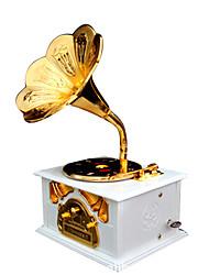 """8.8"""" Jukebox Shaped Music Box"""