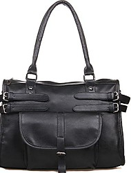 Women's Vintage Belted Stylish Motorcycle Tote bag