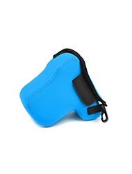 dengpin® неопрена мягкая камера защитный чехол сумка для Sony NEX-6 NEX-7 nex6 NEX7 с 18-55 объективом (ассорти цветов)