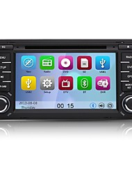 "7"" 2 Din WindowsCE 6.0 Car DVD Player for Audi A3 2003~2011 with Bluetooth、Canbus、GPS、Ipod、RDS、SWC、Wifi"