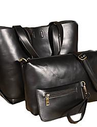 моды случайные старинные три части сумки