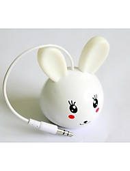 rabbit Portable Mini speaker use for indoor and outdoor