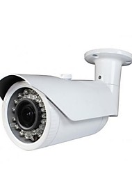 venta al por mayor hd cctv ir de la cámara de seguridad de bala impermeable para 1/3 Sony CCD 700TVL con 24pcs IR LED 20meters xv-w7826re