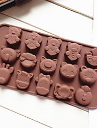 Animals Shape Cake Mold