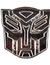 conversão de metal de metal diy carro padrão rotulagem, da bandeira do carro da moda, tipo universal
