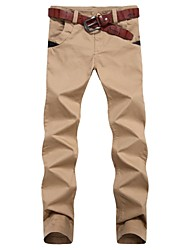 Men's Cotton Casual Trousers