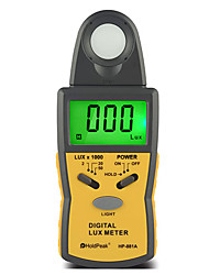 50 Klux digitale Handheld Illuminometer Lichtintensitätsmesser Luxmeter holdpeak PS-881a