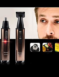 Electric Nose Ear Facial Hair Trimmer Cleaner Shaver Clipper