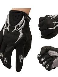 WEST BIKING® Bat Full Finger Bike Bicycle Mittens Men Spring Autumn Warm Cycling Sports Gloves