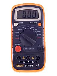 LCD digitale display capaciteit meter elektrische instrument szbj dt6013b