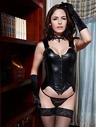 preto halter corset de night®women da véspera