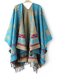 Women Cotton Blend Scarf , Casual