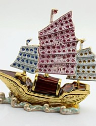 Ship Shape Trinket box