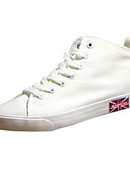 Scarpe da uomo Casual Di corda Sneakers alla moda Nero/Blu/Giallo/Bianco/Blu scuro