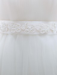 Lace Wedding/Party/ Evening/Red Carpet/The Runway/Graduation/Homecoming/Party/Evening Sash - Sequins Women's Sashes