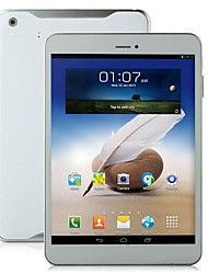 "Ampe A80 7.85"" IPS,3G/Wifi Tablet PC/Phone Android 4.2,MTK8382 Quad Core,1GB RAM, 16GB ROM, Wi-Fi, Bluetooth,GPS - White"