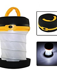 LED Outdoor Camping Folding Mini Portable Emergency Lamp(Random color)