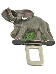 legal estilo elefante segurança travas fivela do cinto de segurança