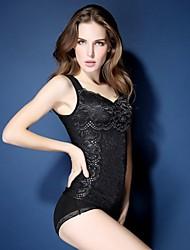 dentelle jacquard shapewear corset veste chaude