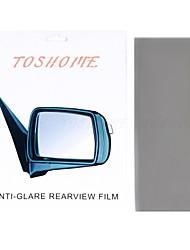 """toshome film anti-éblouissement pour rétroviseur intérieur reflète série bricolage (11 """"* 4.72"""" * 1pc)"""