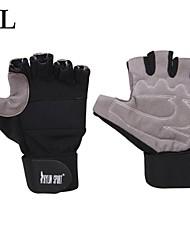 kylin Sport ™ Gewichtheben Fitness-Studio Fitness-Sport-Handschuhe Training Handgelenkumwicklung Hantel Übung