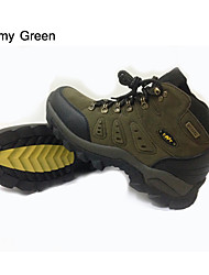 Men's And Women's Outdoor Dunk High Waterproof Wearproof Hiking Shoes