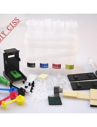 BLOOM® Continuous Ink Supply System Universal 4Color CISS Kit With Accessaries Ink Tank For HP Printers
