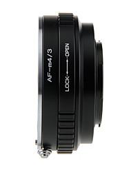Minolta AF Objectif pour Micro 4/3 M4 / 3 Montez M43 Adaptateur pour Panasonic G1 GH1 GH2 GF1 GF2 G2 G10 Olympus E-P1 EP-2 E-PL1 E-PL2