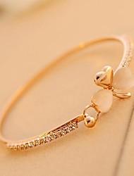 Legering Dames Armbanden Opaal