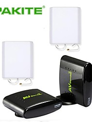 PAKITE 2.4G Signal Wireless A/V Transmitter & Receiver  Model:PAT-380