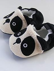 Mocassins ( Catanho/Multi-color ) - de MENINO - Sapatos para Primeiros Passos/Sapatos de Berço