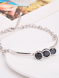 Fashion Zircon Fashion Bracelets(Random Color)