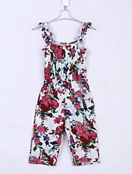 la mode fille toute correspondance accolades floraux de combinaison
