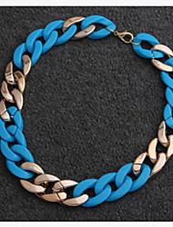 Луса цепи ожерелье