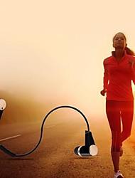 auriculares bluetooth 4.0 en telefonía móvil deportes de oído para el iphone 6 / iphone 6 más