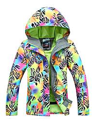 Mujer Chaquetas de Ski/Snowboard Esquí / Camping y senderismo / Escalada / Patinaje / Deportes de Nieve / SnowboardImpermeable /