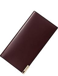 bostanten мужские раскол кожаный бумажник из микрофибры и холст подкладка cluthes экспозиции cardbag