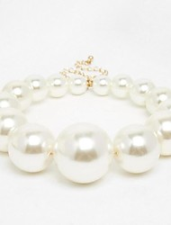 Women's European and American Trade Elegant Pearl Necklace