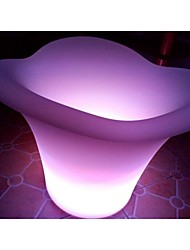 Fashion LED Illuminated ICE Bucket
