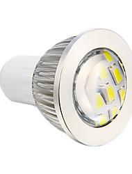 4W GU10 Spot LED 16 SMD 5730 280 lm Blanc Froid AC 110-130 V