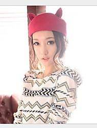 korean chapeau de diable de la mode des femmes